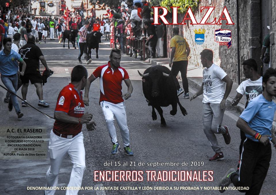Fiestas riaza 2019